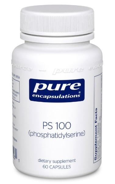 PS 100 100 mg - 60 Capsules