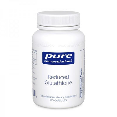 Reduced Glutathione 100 mg - 120 Vegetarian Capsules
