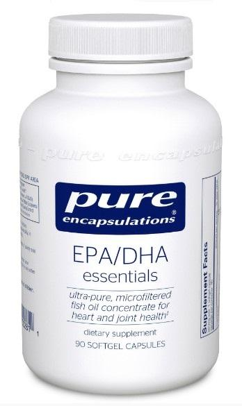 EPA/DHA Essentials 1000 mg - 90 Softgels
