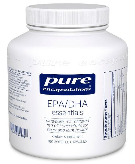 EPA/DHA Essentials 1000 mg - 180 Softgels