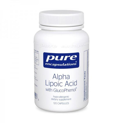 Alpha Lipoic Acid 200 mg - 120 Vegetarian Capsule