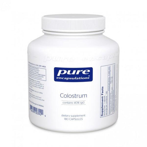 Colostrum 40% IgG 450 mg - 180 Vegetarian Capsule