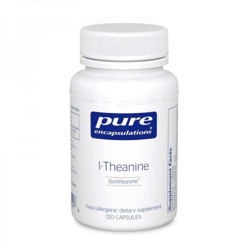 L-Theanine 200 mg - 120 Vegetarian Capsule