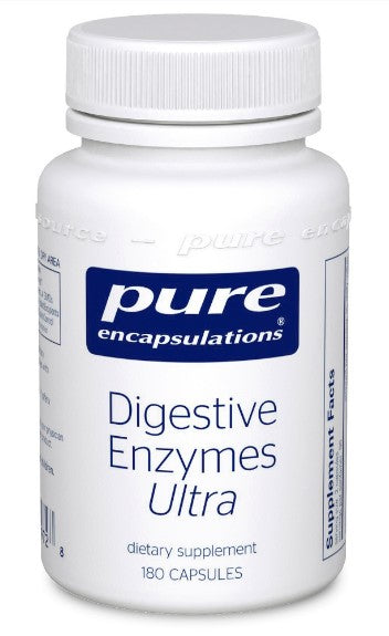 Digestive Enzymes Ultra - 180 Capsules