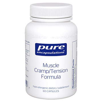 Muscle Cramp/Tension Formula - 60 Vegetarian Capsules