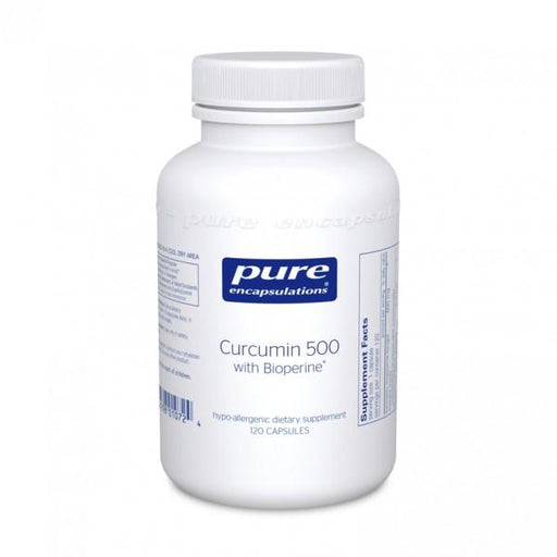 Curcumin 500 with Bioperine 120 caps