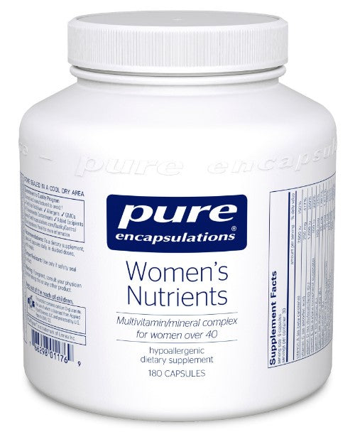 Women's Nutrients - 180 Vegetarian Capsules