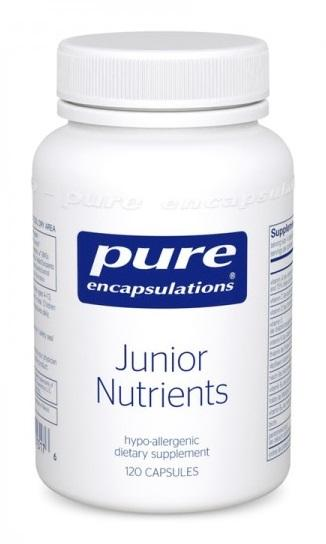 Junior Nutrients - 120 Capsule