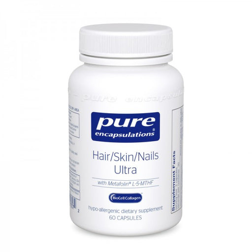Hair/Skin/Nails Ultra - 60 Vegetarian Capsules