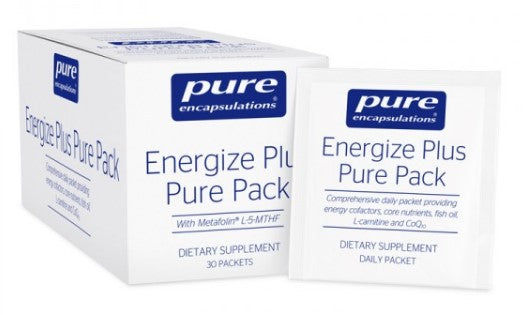 Energize Plus Pure Pack - 30 Packs