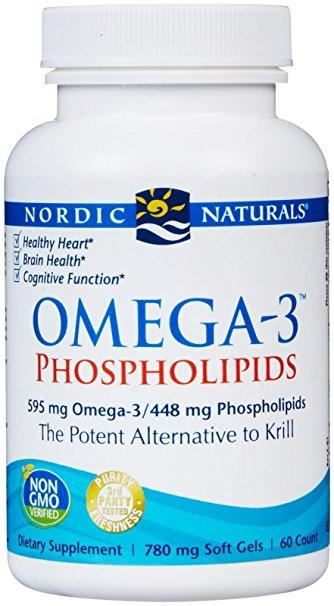 Omega-3 Phospholipids - 60 Softgels