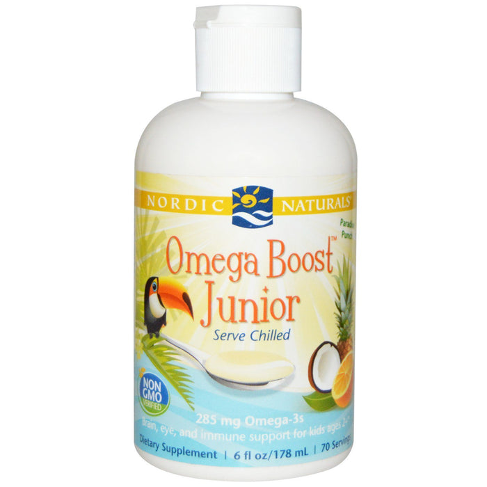 Omega Boost Jr.- Paradise Punch - 6 oz