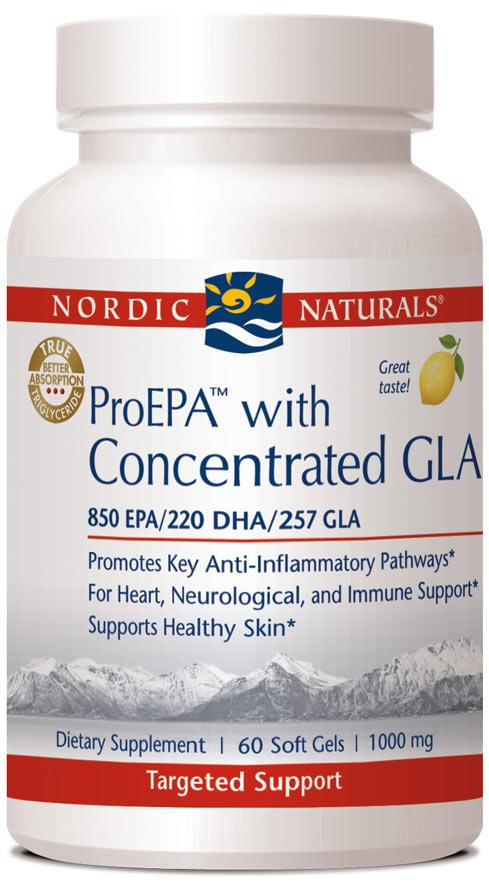 ProEPA w/Concentrated GLA - 60 Softgels