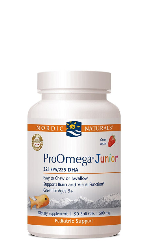 ProOmega Junior Strawberry 500mg - 90 Softgel