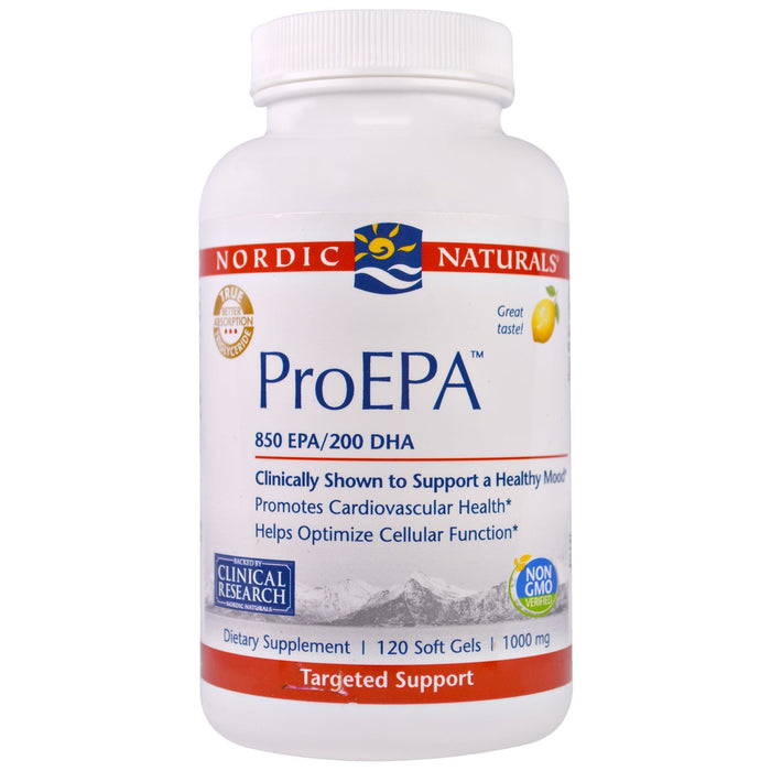 ProEPA (Lemon Flavor) - 120 Softgels