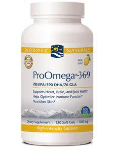 ProOmega 3.6.9 - 120 Softgels