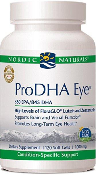 ProDHA Eye  -  120 Softgels
