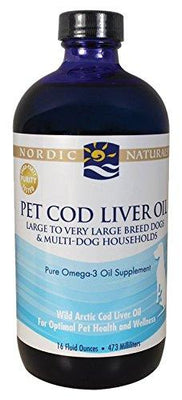 Pet Cod Liver Oil - 16 fl oz