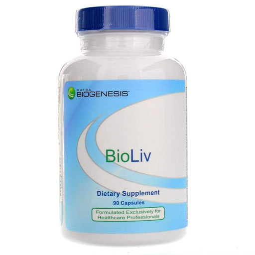 BioLiv Lipotrophic Support Form - 90 Capsules