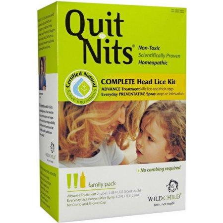 Hyland's Quit Nits Complete Lice Kit - 1 kit