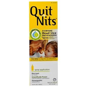 Hyland's Quit Nits Preventative Spray - 4 fl oz