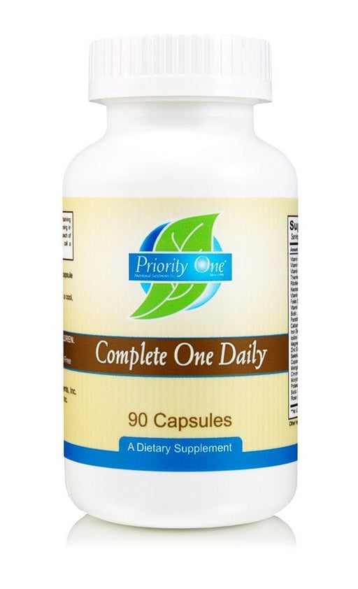 Complete One Daily - 90 Capsules