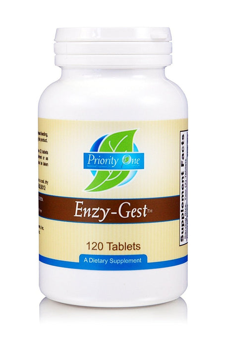 Enzy-Gest - 120 Tablets