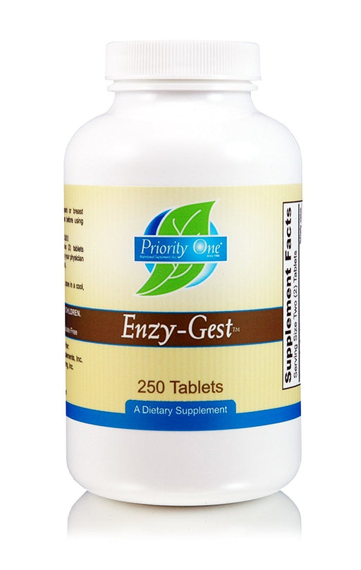 Enzy-Gest - 250 Tablets