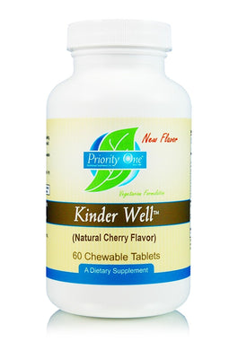 KinderWell Chewable - 60 Tablets