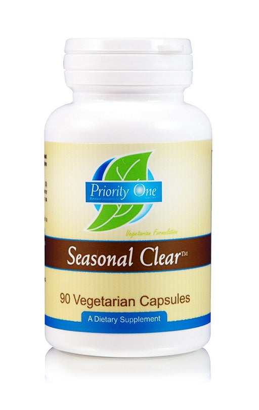 Seasonal Clear - 90 Vegetarian Capsules