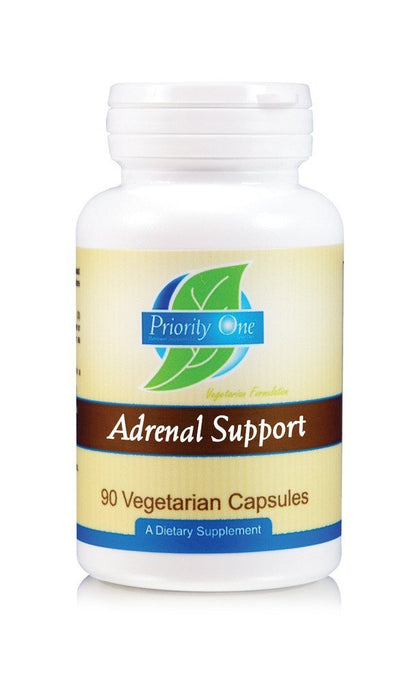 Adrenal Support - 90 Vegetarian Capsules