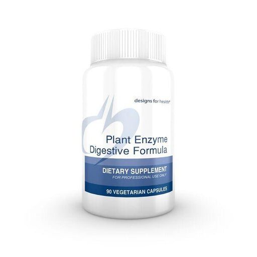 Plant Enzyme Digestive Formula - 90 Vegetarian Capsules