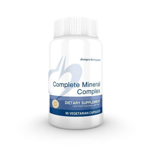 Complete Mineral Complex - 90 Vegetarian Capsules