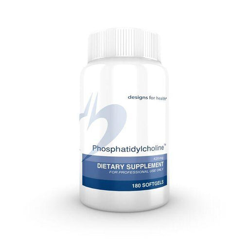 Phosphatidylcholine Softgels - 180 Softgels