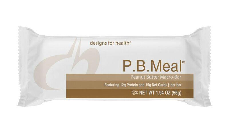 P.B. Meal - 1 Case of 12 Bars