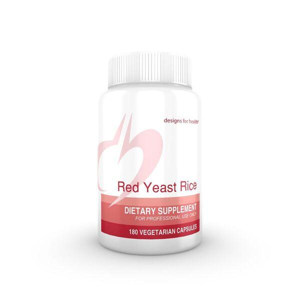 Red Yeast Rice - 180 Vegetarian Capsules