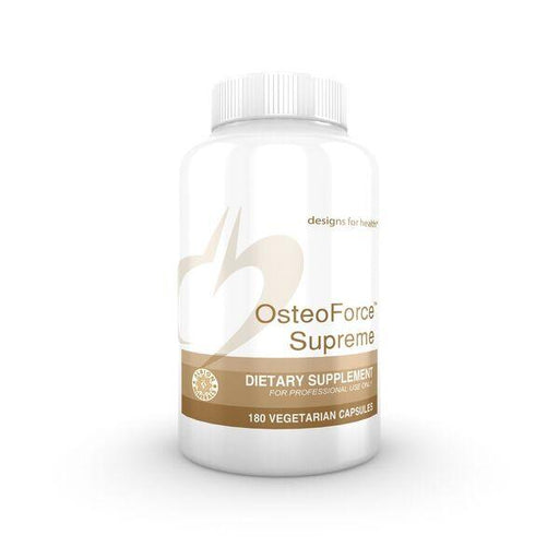 OsteoForce Supreme - 180 Vegetarian Capsules