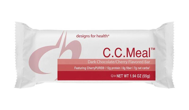 C.C. Meal - 1 case of 12 bars