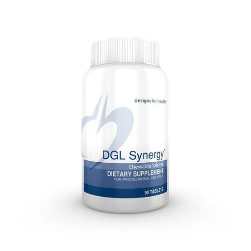 DGL Synergy - 90 Chewable Tablets