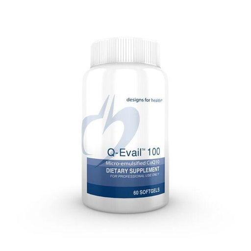 Q-Evail 100 - 60 Softgels
