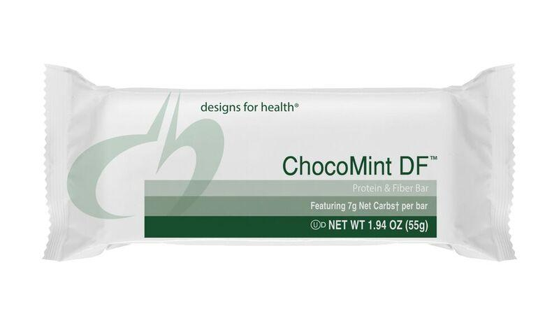 ChocoMint DF - 1 case of 12 bars