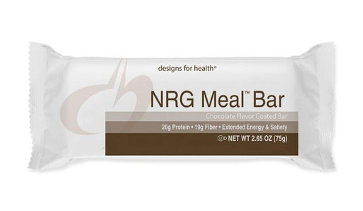 NRG Meal Bar - 1 Case of 12 Bars