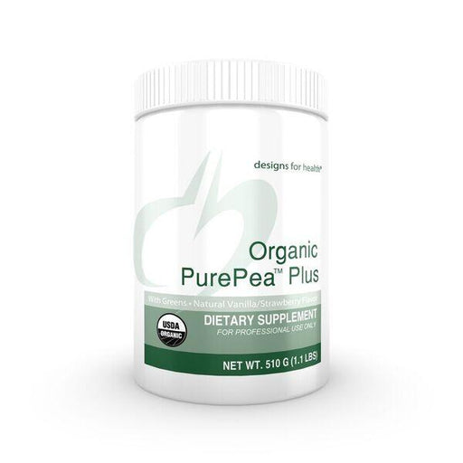 Organic PurePea Plus (with Greens) - 510 g (1.1 lb)