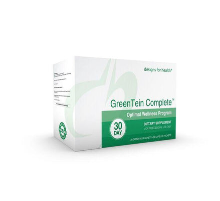 GreenTein Complete Optimal Wellness Program - 1 Kit