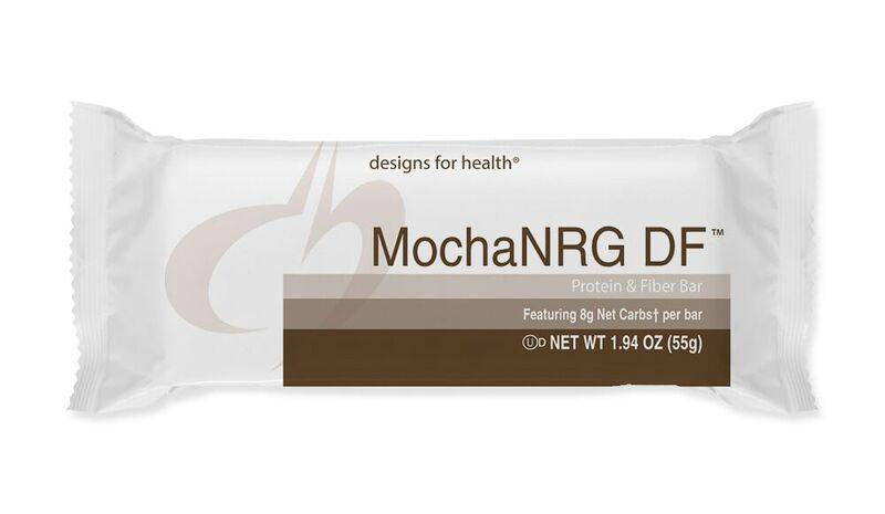 MochaNRG DF - 1 Case of 12 Bars