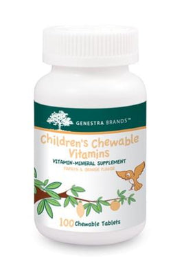 Children's Chewable - 100 Tablets