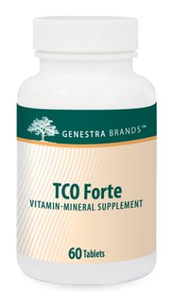 TCO Forte - 60 Tablets