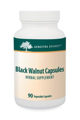 Black Walnut - 90 Vegetarian Capsules