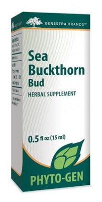 Sea Buckthorn Bud - 0.5 fl oz