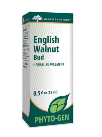English Walnut Bud - 0.5 fl oz